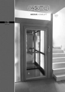 Axel Medus Homelift Brochure