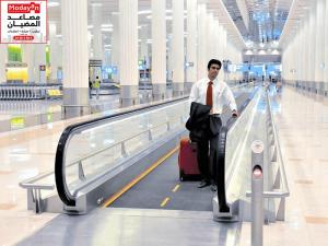 المشايات الكهربائية,ماشيات كهربائية,Moving Walks,modayan elevator,مصاعد المضيان,الكويت 2