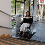 مصعد منصة , Wheelchair Lifts ,kuwait