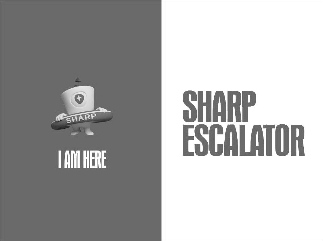 sharp-escalator